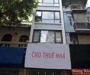 Cho thuê nhà 4 tầng mặt phố Yên Phụ nhỏ