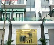 Bán dãy 4 căn biệt thự 4 tầng liền kề hiện đại ở Hoàng Ngọc Phách, Kênh Dương, Lê Chân, HP.