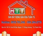 Cần bán gấp lô đất 83m2 mặt đường Trần Bình Trọng - P. Quảng Hưng - Thanh Hóa.