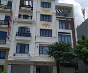 Cho thuê nhà 6 tầng xây mới hiện đại có thang máy lô 7C Lê Hồng Phong, Ngô Quyền, Hải Phòng