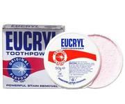 Bột Làm Trắng Răng Eucryl Tooth Powder Orginal Flavour 50g