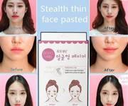 1 Miếng dán thần kì thon gọn mặt tạo V- Line Dodo Label của Hàn Quốc
