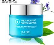 Mặt nạ ngủ cao cấp - DABO Aqua Holding Sleeping Pack