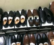 5 Thanh lý đồng giá giày,ví,thắt lưng nam DA THẬT 100