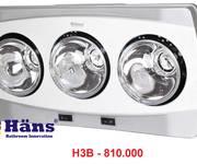 1 BÁN đèn sưởi phòng tắm chính hãng Hans giá từ 690K