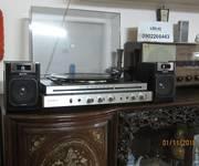 8 Đài quay đĩa Stereo Sony của nhật   có ảnh thật