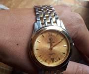 Đồng hồ onygai gold giá 350k