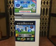 Tủ lạnh toshiba 160l ga lốc nguyên bản