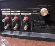 4 Loa cổ Technics SB700 thùng 5 loa nghe nhạc vàng tuyệt hay