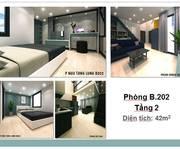 Căn hộ tiện ích 45m2 cho thuê giá rẻ nhất tại Đà Nẵng