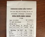 2 Máy tính tiền giá rẻ cho quán Karaoke tại Bình Dương