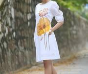 2 Đầm đẹp thiết kế, vẽ tay Đà Nẵng