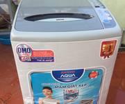 Máy giặt sanyo aqua 7,5kg mới 85% giá 1tr950
