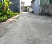 3 Bán gấp 70m2 đất mặt ngõ 3m, đối diện khu chung cư Hoàng Huy. Giá 525 triệu