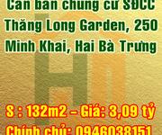 Cần bán chung Cư Thăng Long Garden 250 Minh Khai, Quận Hai Bà Trưng, Hà Nội