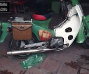 7 Túi da xe máy Husky125, YB125, W175, BX..