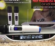 1 Bộ 02 micro karaoke không dây bose 999