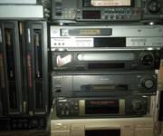 7 Đầu băng Video Sharp, Sony, Panasonic, Hitachi, Toshiba, JVC Nhật, Châu Âu