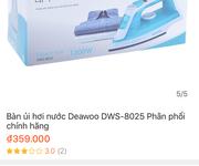 Bàn Là Hơi Nước Daewoo  mới 100% còn 2cai xả giá rẻ