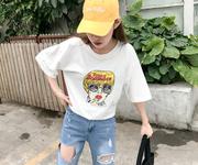 Áo Thun Quảng Châu In Hình Cực Đẹp