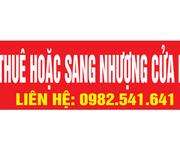 10 Cho thuê cửa hàng mặt tiền đẹp, tiện kinh doanh tại TP. Thái Nguyên.