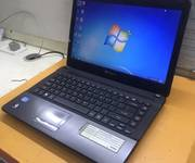 1 Laptop Gateway NV47H16v- Intel Core i3-2350M 2.3GHz, 2GB RAM, 500GB HDD - Máy đẹp , giá rẻ.
