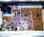 4 Đầu câm Cassette Teac FF-50 Japan, nguồn khủng, 2 VU rời, điện vào, bật ko chạy