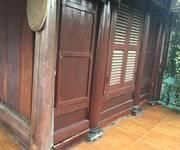 3 Nhà gỗ lim đẹp 3 gian  giá 300tr ở hoặc làm nhà thờ
