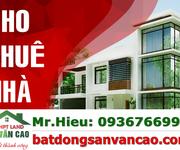Cho thuê nhà trong ngõ 193 Văn Cao phù hợp cho người nước ngoài ở