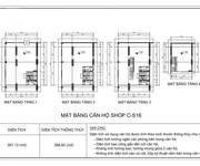 1 Tổng hợp 21 căn shophouse 2 block trung tâm Diamond Riverside, Cosaco, Vietinbank, CII,