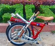 Xe đạp gấp Peugeot   MS145