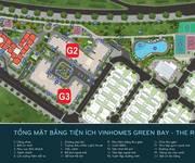3 Bán cắt lỗ căn hộ 1 phòng ngủ Vinhomes Green Bay Mễ Trì - toà G1, 1,83 tỷ