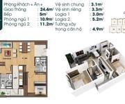 Cơ hội cuối sở hữu căn hộ 2 ngủ 71-:-72 m2 chỉ với 1,9 tỷ được chiết khấu 1,5 giá trị căn hộ bàn gi