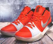 1 Giày Nike Kyrie 3 PE Red Black Silver