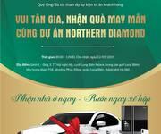 Chỉ cần 300 triệu sở hữu ngay Căn hộ cao cấp Northern Diamond đối diện Aeon Mall Long Biên