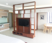 2 Cho thuê căn cao cấp hải phòng Full nội thất 1 ngủ 45m2 Trần Quang Khải