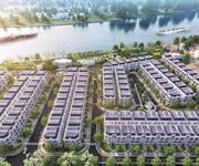 1 Dự án nhà phố Solar City ngay trung tâm thị trấn Bến Lức, Long An.