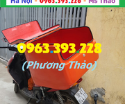 1 Thùng chở hàng cỡ lớn, Thùng ship đồ ăn nhanh cao cấp tại Hà Nội