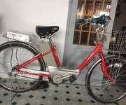 Xe đạp điện của nhật vừa trợ lực vừa có tay ga