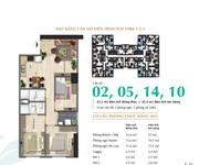 6 Chỉ 1,3 tỷ sở hữu căn hộ Eurowindow River Park, Đầu Cầu Đông Trù, Tặng SH 150i, CK 3