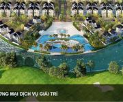 5 Chỉ 19tr/m2 sở hữu biệt thự sân golf bên sông Biên Hòa New City. Sổ đỏ trao tay.