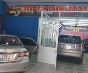 1 Sang nhượng mặt bằng KD cửa hàng chăm sóc  xe tại Thuận An, Bình Dương