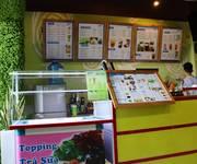 4 Chính chủ cần nhượng lại quán trà sữa Trung Tâm quận Tân Phú, giá tốt.