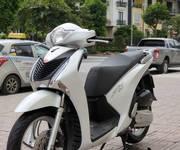 1 SH 125i ABS nhập khẩu đời 2014 màu trắng phom mới