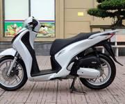 3 SH 125i ABS nhập khẩu đời 2014 màu trắng phom mới
