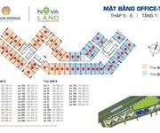 Cho thuê văn phòng 52m2 - The Sun Avenue - Giá 15 triệu/tháng