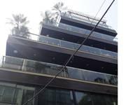 Cho thuê nhà lk mới xây ở 671 Hoàng hoa thám 90m2 x 4,5 tầng thang máy, vp để ở