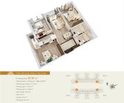 7 Chủ đầu tư cần bán căn hộ số A-04, 3PN tại dự án Imperia Sky Garden
