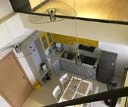 3 Cho thuê căn hộ Officetel Duplex M-One Quận 7 nội thất mới hoàn toàn, thoáng mát.