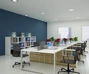 1 Tòa nhà văn phòng cho thuê mới xây tại số 83 đường A4, phường 12, Quận Tân Bình.